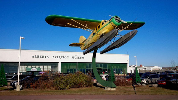 The Alberta Aviation Museum
