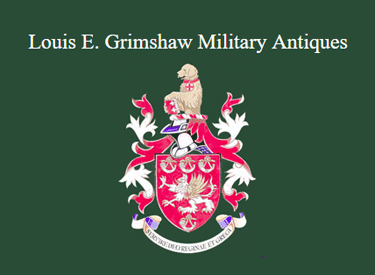 Louis E. Grimshaw Military Antiques